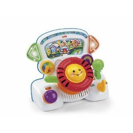 Fisher-Price Rumble &amp; Learn Driver